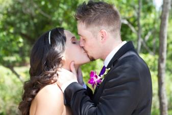 Laura & Scott Beach Wedding in Miami