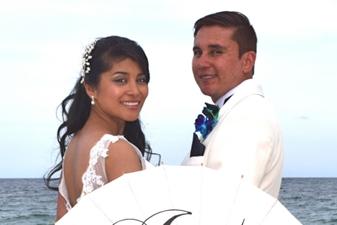 Paula & Hugo Ft. Lauderdale Beach Wedding