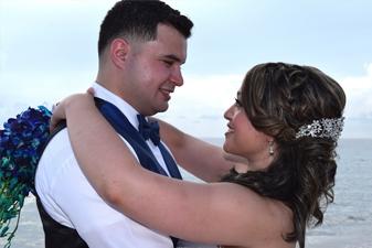 Scarlett & Dary Fort Lauderdale Beach Wedding